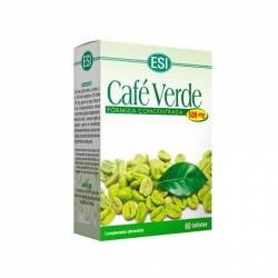 Esi Café Verde  500 Mg 60 Comprimidos