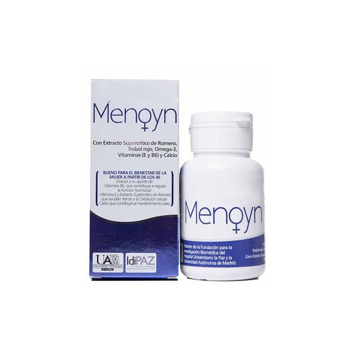 Menoyn Farma Natural 30 Cápsulas