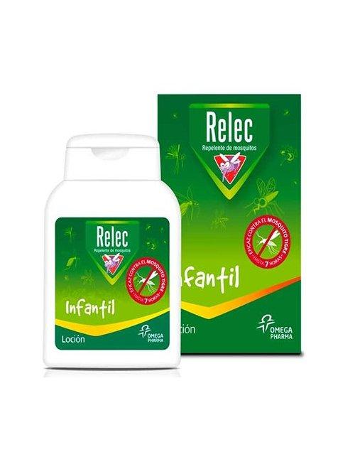 Relec Infantil Loción Antimosquitos 125 Ml.