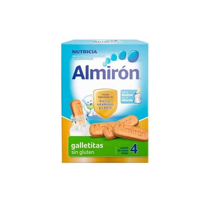 Almirón Galletitas Sin Gluten 250 G.