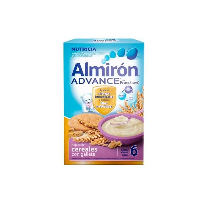 Almiron Advance Cereales Con Galleta 500 G