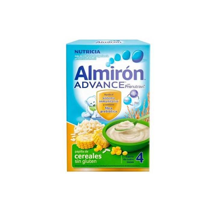 Almiron Advance Cereales Sin Gluten Bífidus 500 G