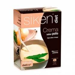Sikendiet Crema Pollo 7 Sobres