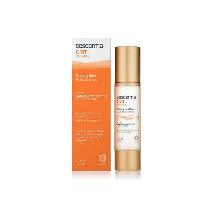 Sesderma C-Vit Radiance Fluido Luminoso 50ml.