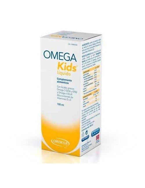 Omegakids Emulsión Sabor Limón 100 Ml.