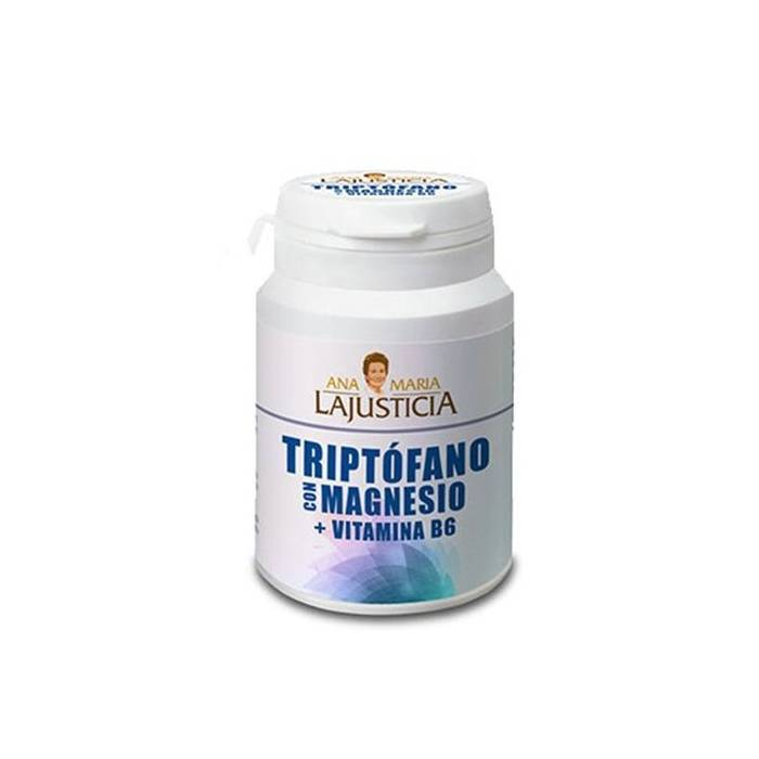 Ana Maria Lajusticia Triptófano con Magnesio + Vitamina B6