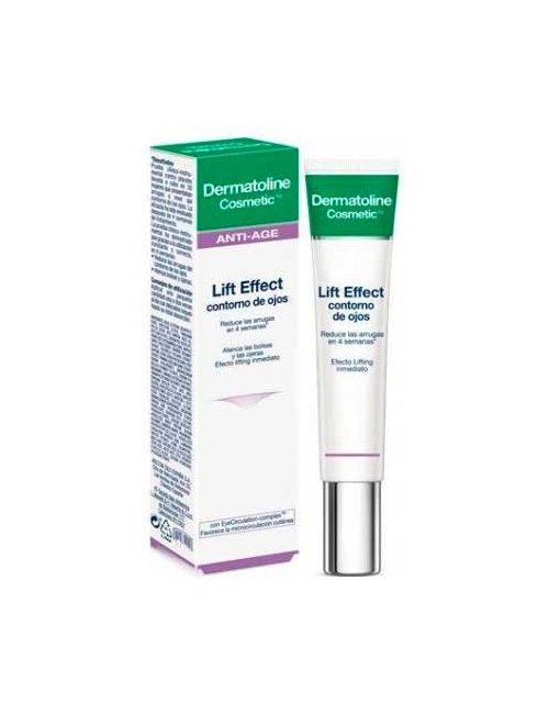 Dermatoline Lift Effect Contorno de Ojos 15 Ml.