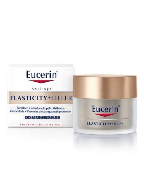 Eucerin Elasticity Filler Crema de Noche 50 Ml.
