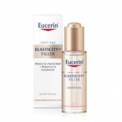 Eucerin Elasticity Filler Aceite Facial 30 Ml.