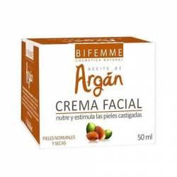 Bifemme Argan Crema Facial 50 Ml.