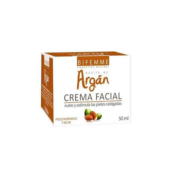 Bifemme Argan Crema Facial 50 Ml.