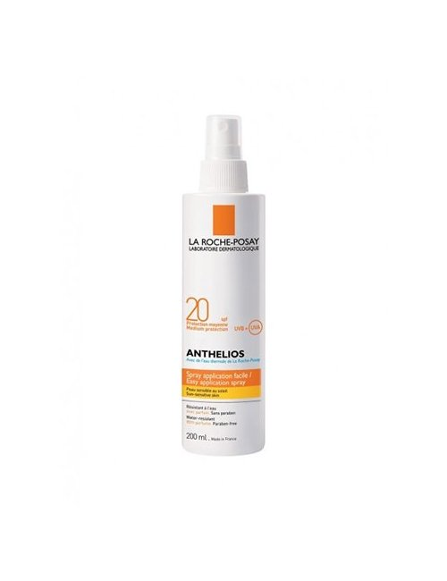 Anthelios Spray Corporal SPF20 200 Ml.
