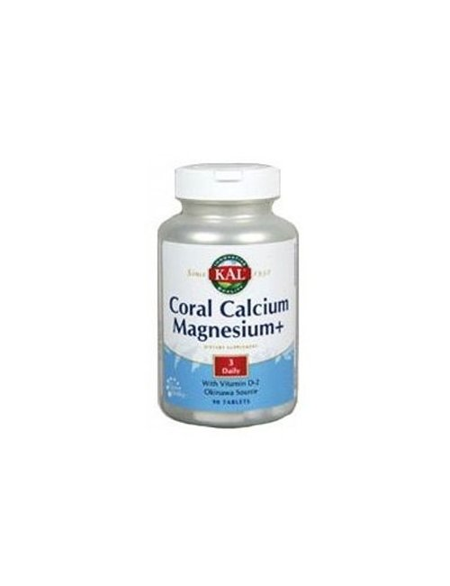 Kal Coral Calcio Magnesio 90 Comprimidos