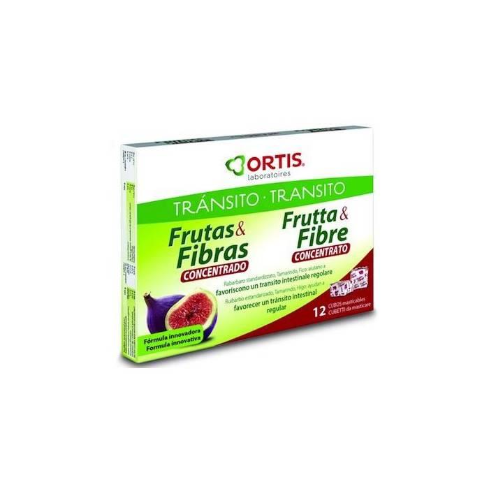 Ortis Transito Frutas y Fibras Clásico 12 Cub.