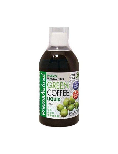 Prisma Natural Café Verde Liquido 500 Ml.