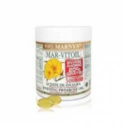 Marnys Perlas Aceite Onagra 510 Mg.