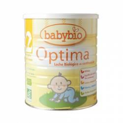 BabyBio Leche Infantil 2 Polvo 900 G.