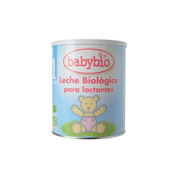 BabyBio Leche Infantil Polvo 1 900 G.