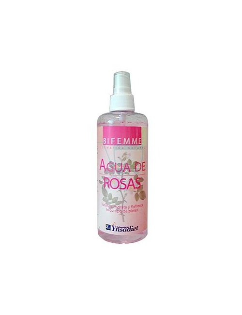 Bifemme Agus de Rosas 250 Ml Spray