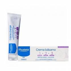 Mustela Crema Balsamo 1-2-3 50 Ml