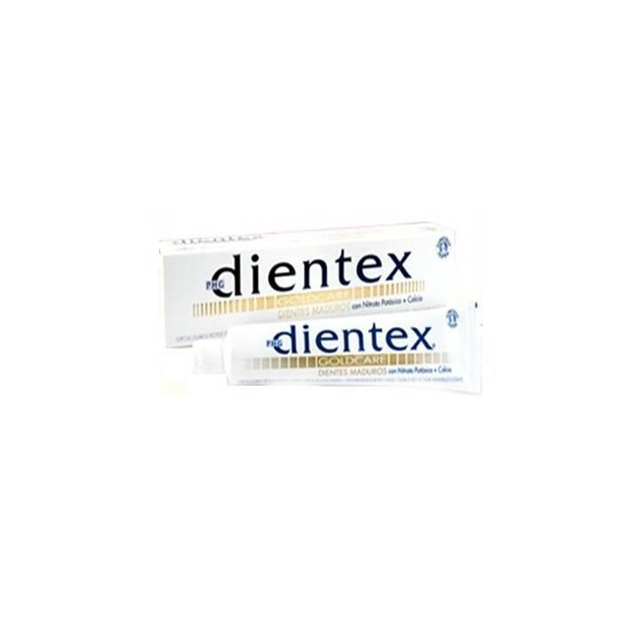 Dientex GoldCare Pasta Dentífrica 75 Ml.
