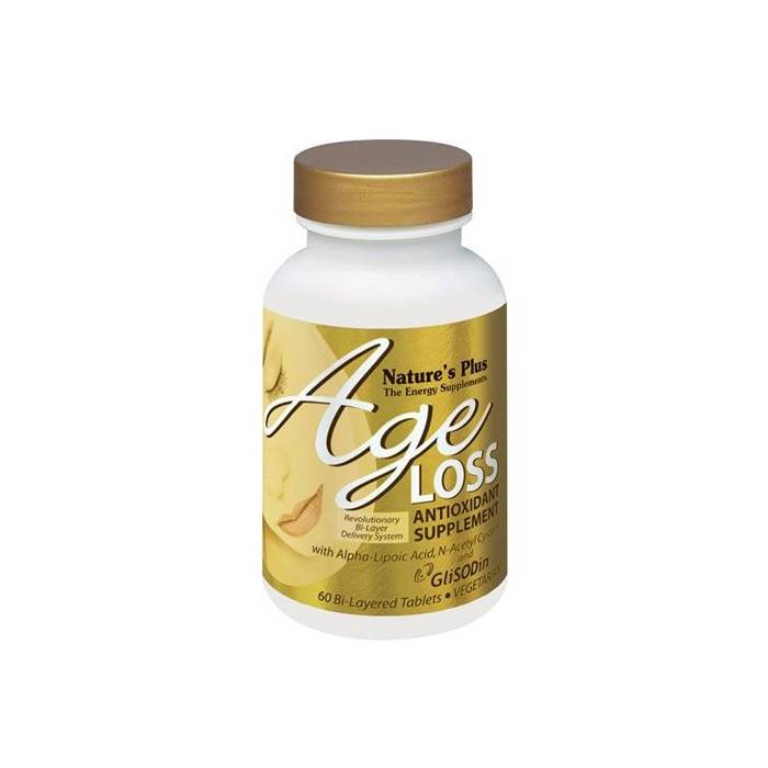 Nature's Plus Age Loss 60 Comprimidos