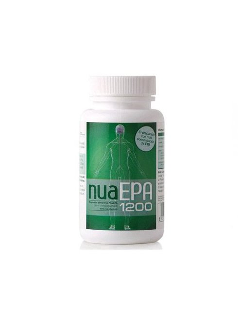 NuaEPA 1200 Omega 3 30 Cápsulas