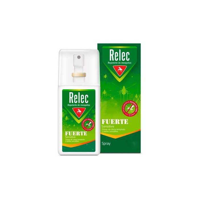 Relec Fuerte Sensitive Spray 75 Ml.