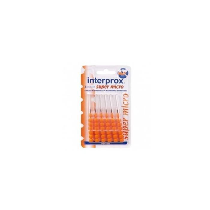 Dentaid Interprox Super Micro 6 Uds