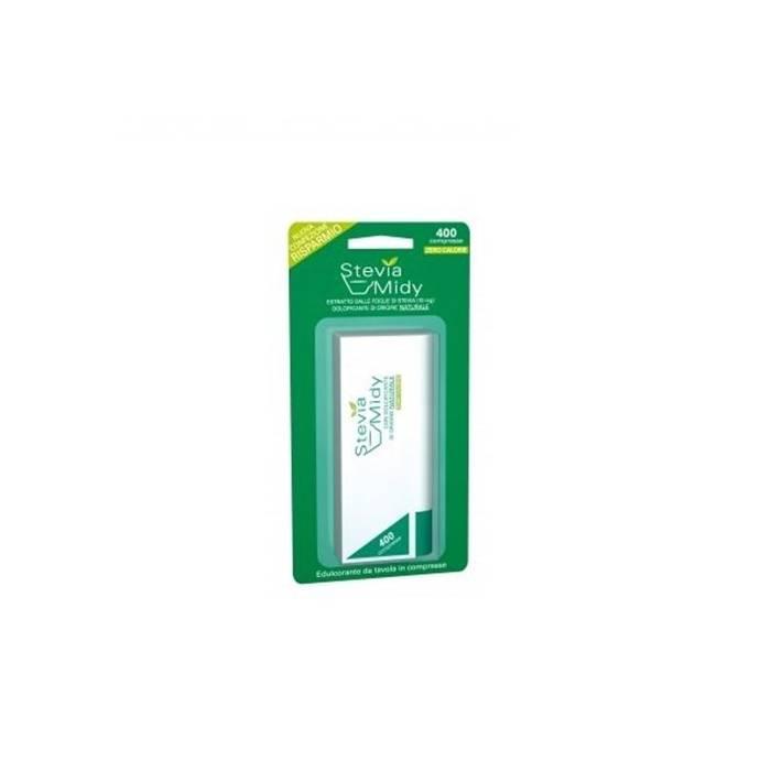 Stevia Edulcorante de Mesa 400 Comprimidos