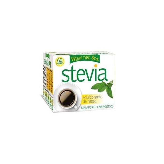 Stevia Edulcorante 60 Sobres