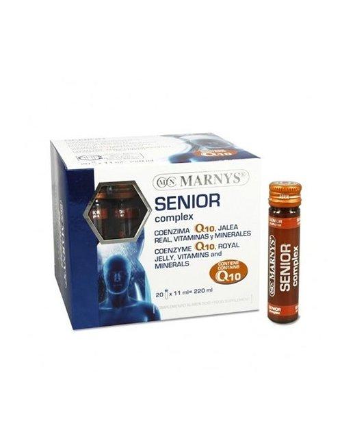 Marnys Senior Complex Q10 20 Ampollas
