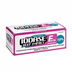 Iodase Deep Impact Forte 10 Ampollas