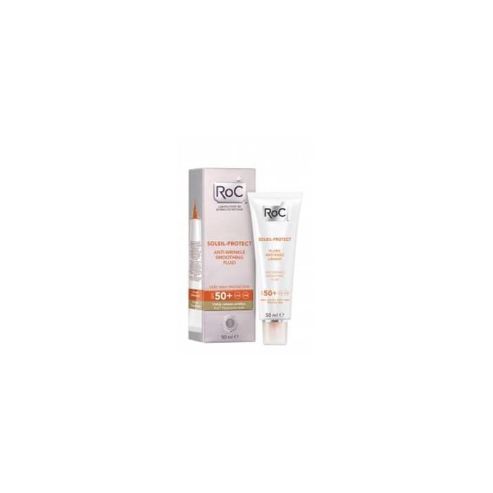 Roc Soleil-Protect Fluido Antiarrugas SPF50+