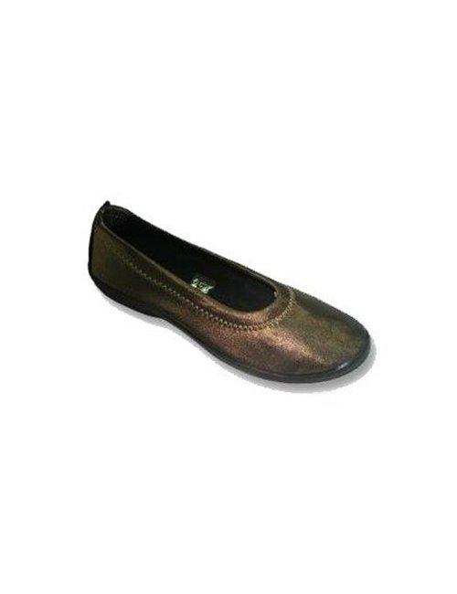 Zapato Passus Lycra Verona Cobre