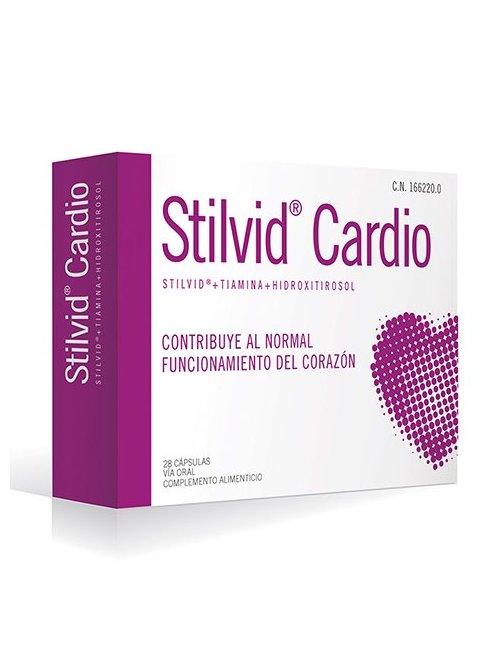 Stilvid Cardio 28 Cápsulas Lab. Actafarma