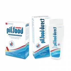 Pilfood Complex 120 Comprimidos + Champú Anticaída