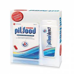 Pilfood complex 60 comprimidos + Champu Regalo