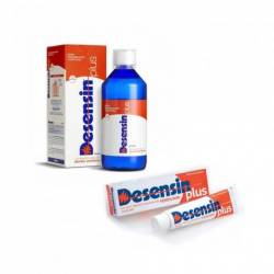 Desensin Plus Pack Pasta Dentifrica + Colutorio