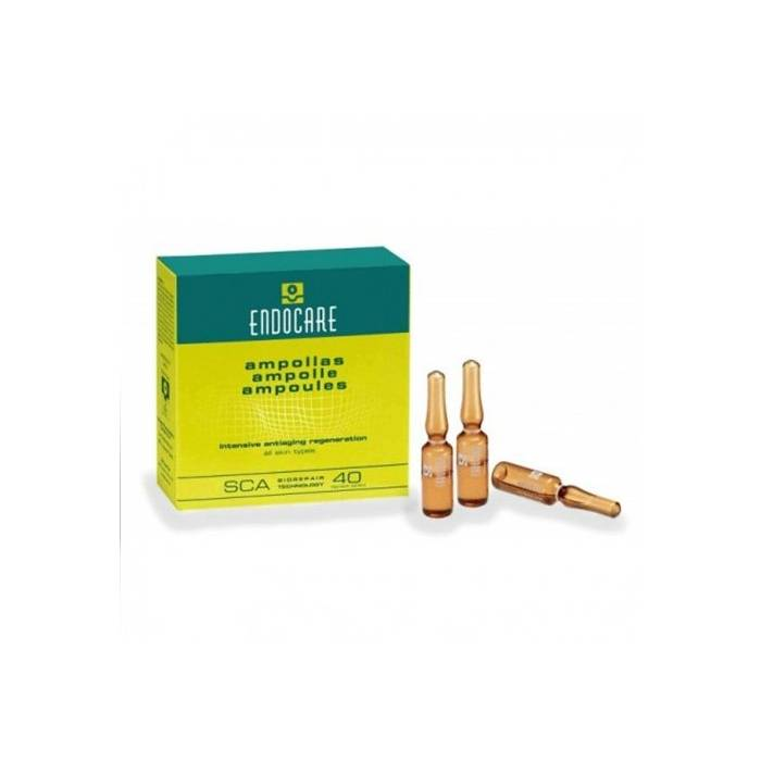 Endocare Ampollas 7 x 1 Ml