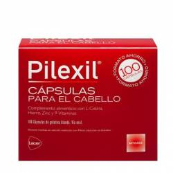 Pilexil Anticaída 100 Cápsulas Cabello
