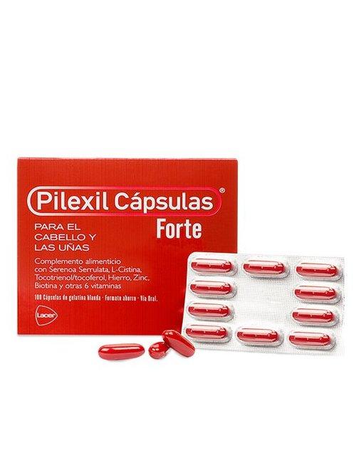 Pilexil Forte 100 Cápsulas
