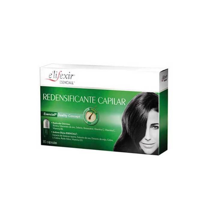 Elifexir Redensificante Capilar 30 Cápsulas