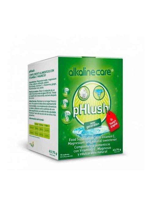 Alkaline Care Phlush 15 Sobres