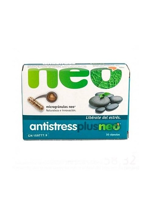 Antistress Plus 30 Cápsulas Neo