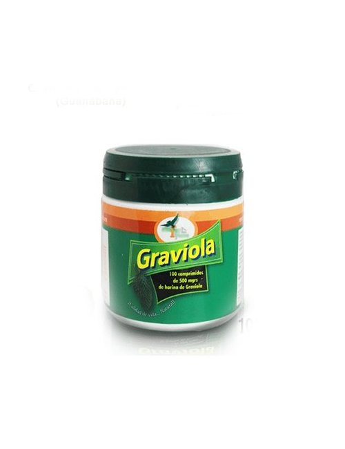 Graviola 100 Comprimidos Energy Fruits
