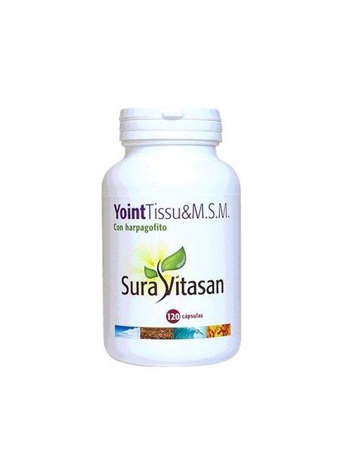 Sura Vitasan Yoin Tissu y MSM 120 Cáps.