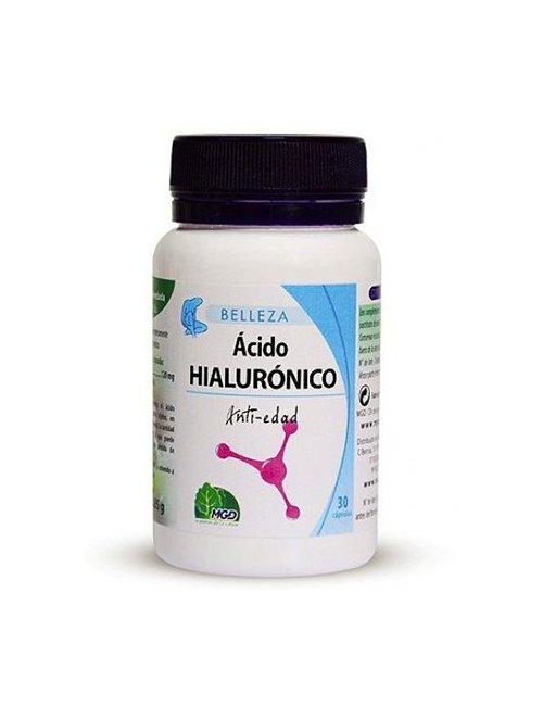 Ácido hialurónico 30 cápsulas  MGD