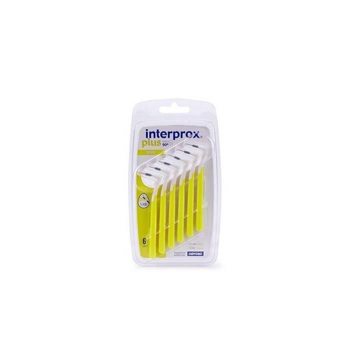 Dentaid Interprox Plus Mini 6 Uds.