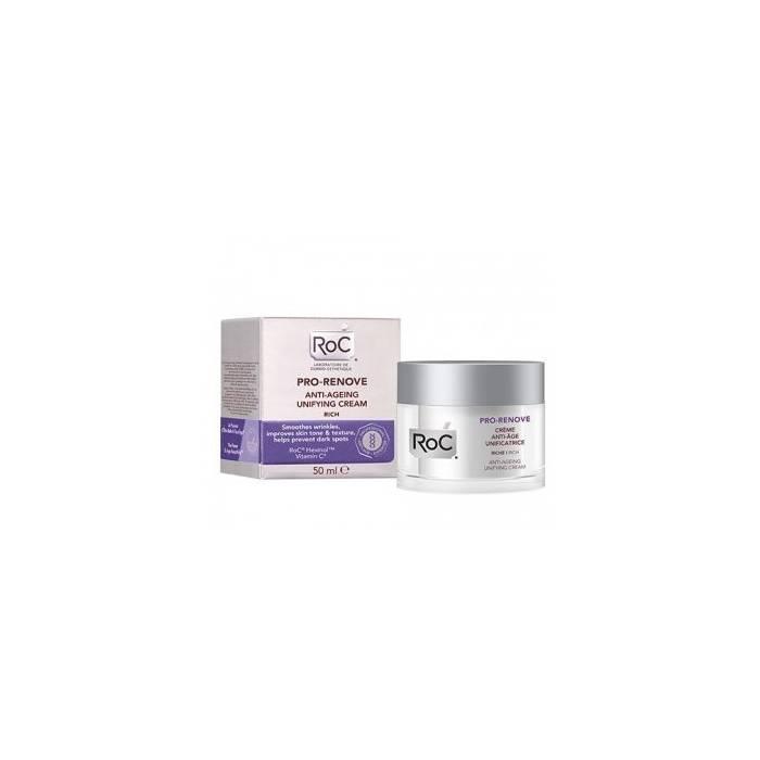 Roc Pro-Renove Crema Antiedad Rica 50 ml